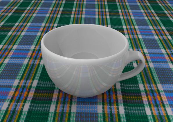 чашка blender